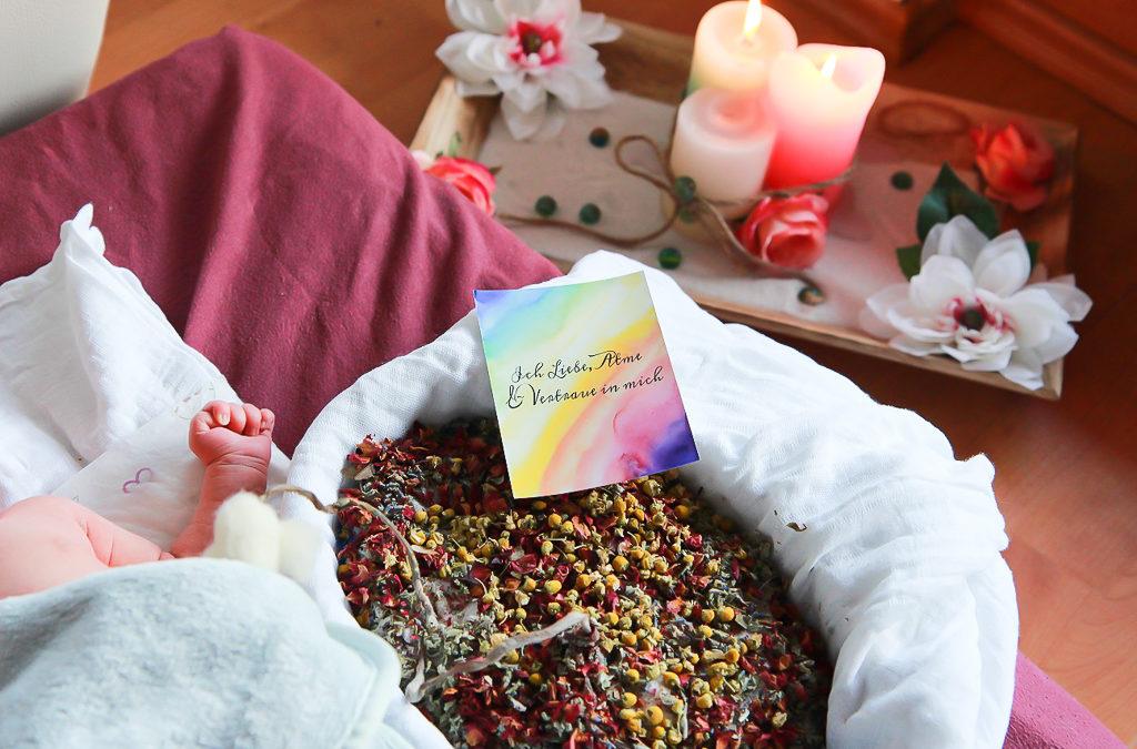 Lotusgeburt: Für einen sanften Start ins Leben