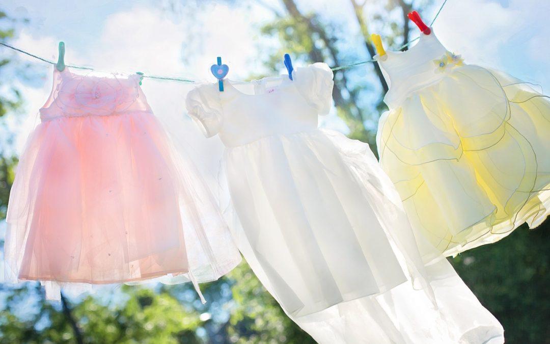 Leben im Wohnmobil mit drei Kindern – Autark Wäsche waschen