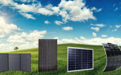 Solaranlage Wohnmobil – Solarmodule